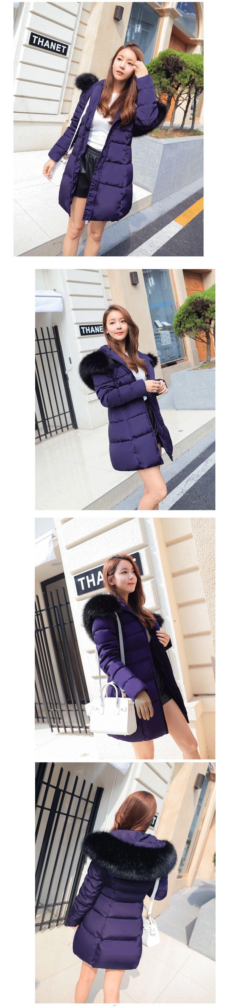 เสื้อแจ็คเก็ตแฟชั่นมีหมวกฉบับเกาหลี