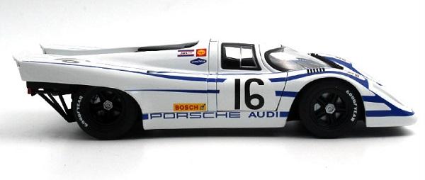 โมเดลรถ โมเดลรถเหล็ก โมเดลรถยนต์ Porsche 917K 3