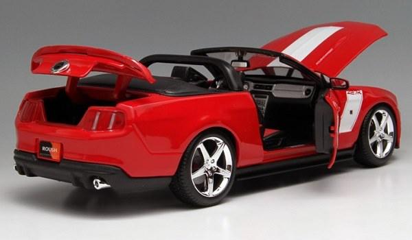 โมเดลรถ โมเดลรถเหล็ก โมเดลรถยนต์ Ford 2010 427R red 5