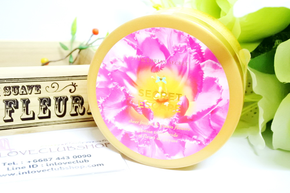 Victoria's Secret Fantasies / Body Butter 185 g. (Secret Escape)