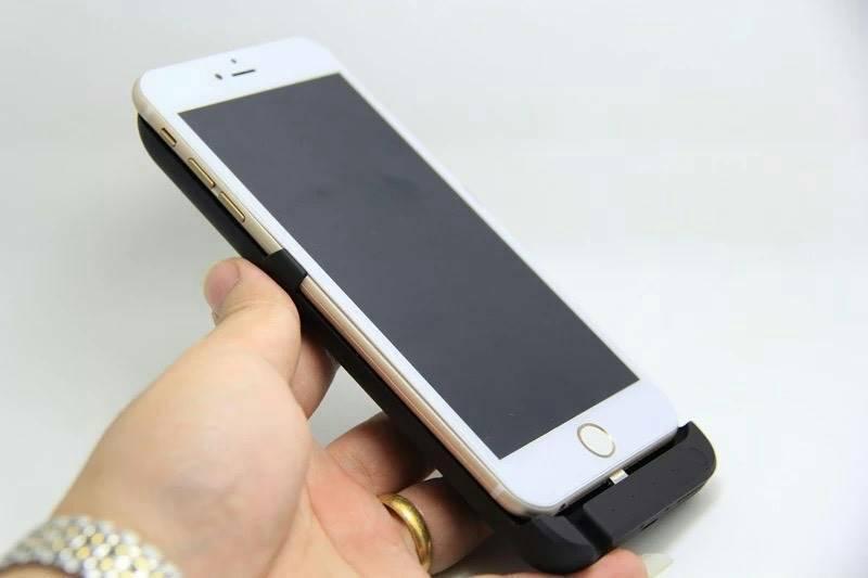 เคสแบตสำรอง Power Case ไอโฟน i6 plus จอ 5.5 ความจุสูงสุด 10000mAh