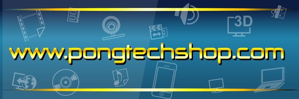 Pong Tech Shop