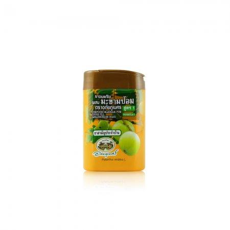 ยาอมแก้ไอมะขามป้อม สูตร1