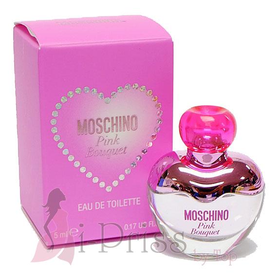 Moschino Pink Bouquet (EAU DE TOILETTE)