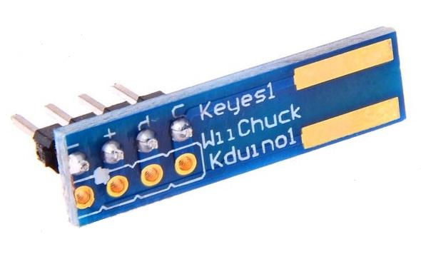 Wii Nunchuck Apapter