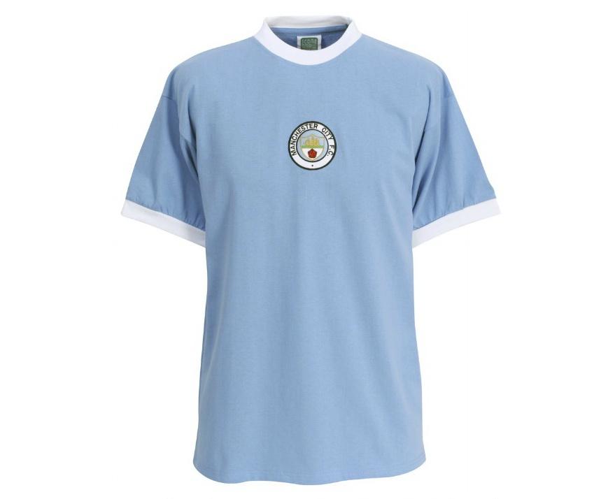 เสื้อ Retro แมนเชสเตอร์ ซิตี้ ของแท้ 100% Manchester City 1996 shirt เป็นของฝาก ของสะสม ที่ระลึก ของขวัญแด่คนสำคัญ Size: S M L XL XXL