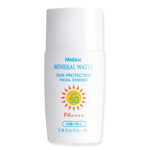 *พร้อมส่ง* Mistine Mineral Water Sun Protection Facial Essence SPF50 PA++++ กันแดดสูตรน้ำแร่ ปกป้องทันทีหลังทาไม่ต้องรอ 20 นาที