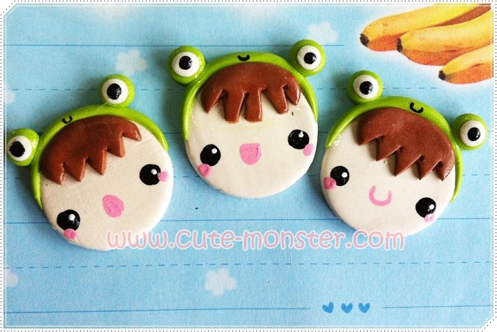 Frog kids