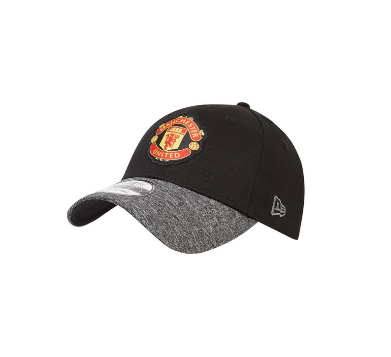 หมวกแก๊ปแมนเชสเตอร์ ยูไนเต็ด New Era 9FORTY Marl Visor Adjustable Cap ของแท้