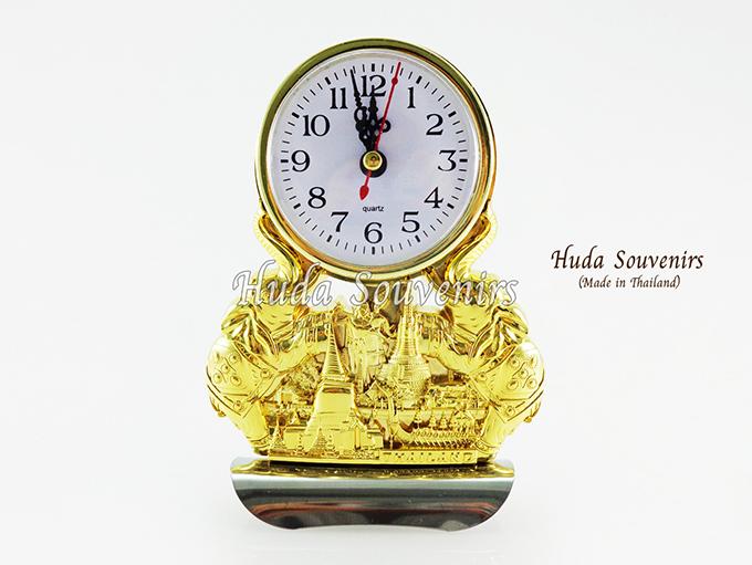 ของที่ระลึก นาฬิกาพรีเมี่ยม ลวดลายช้าง นาฬิกาหน้าปัดใหญ่ ปั้มลายเนื้อนูน สินค้าบรรจุในกล่องมาให้เรียบร้อย สินค้าพร้อมส่ง