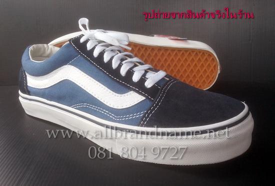 รองเท้าผ้าใบแวน Vans Old Skool size 37-45