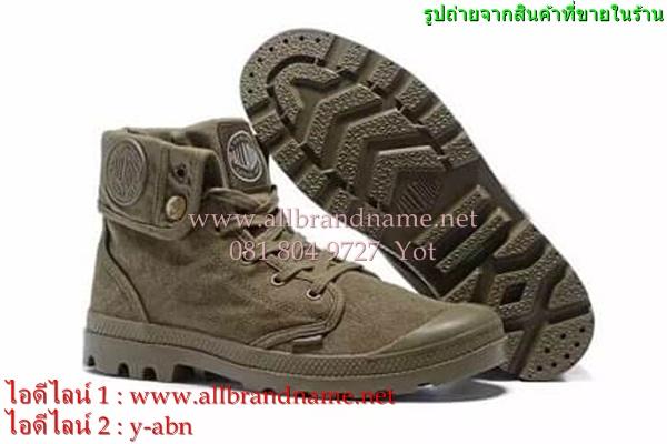 รองเท้าผ้าใบ Palladium ไซส์ 40-44