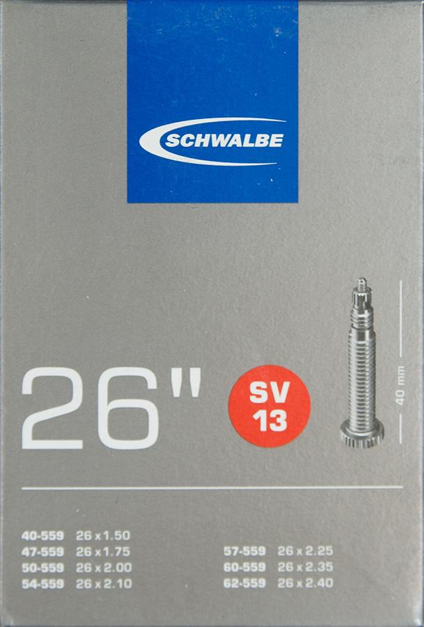 "Schwalbe 26""x1.5-2.5 SV13 จุ๊บเล็ก"