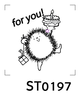 Cartoon Stamp - รูปการ์ตูนน่ารัก 013