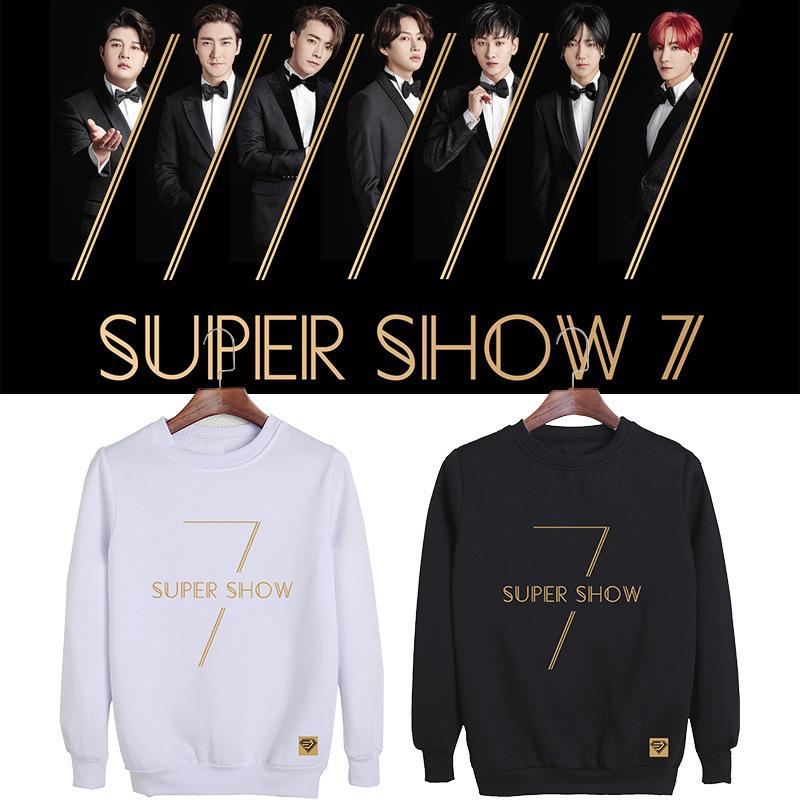 เสื้อแขนยาว - SJ Super Show 7