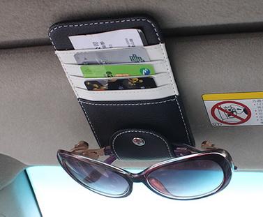 ที่เสียบบัตร/แว่นตาในรถ v2