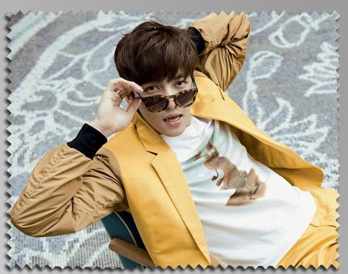 ผ้าเช็ดแว่นตา จี ชางวุค