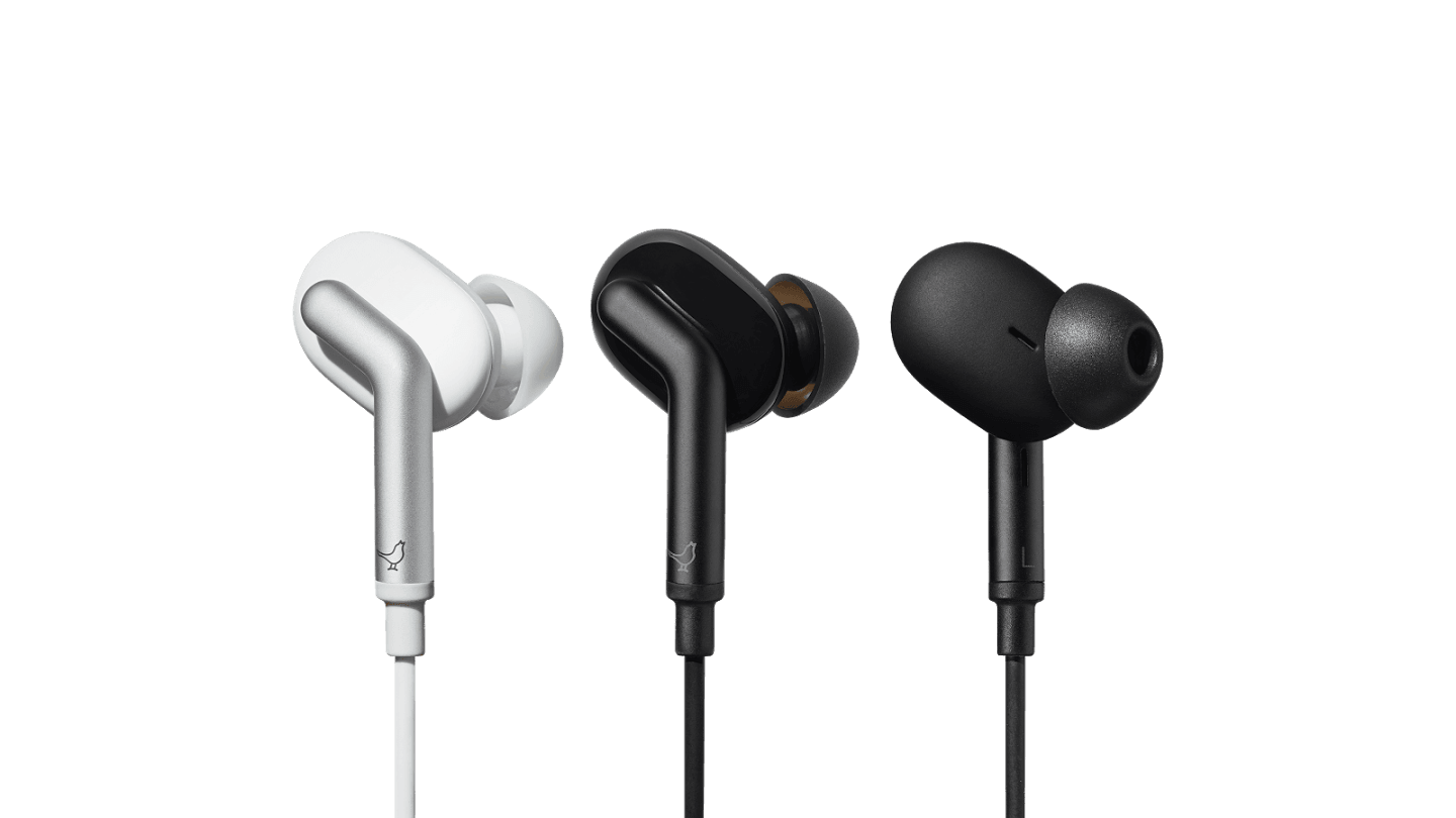Libratone Q Adapt USB-C Earphones
