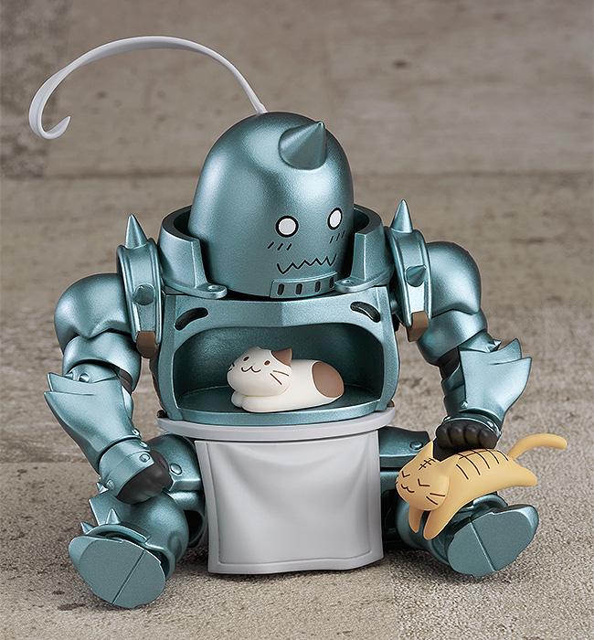 Pre-order Nendoroid Alphonse Elric