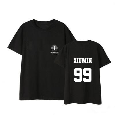 """เสื้อยืด EXO Planet #4 – """"The EℓyXiOn"""" - XIUMIN"""