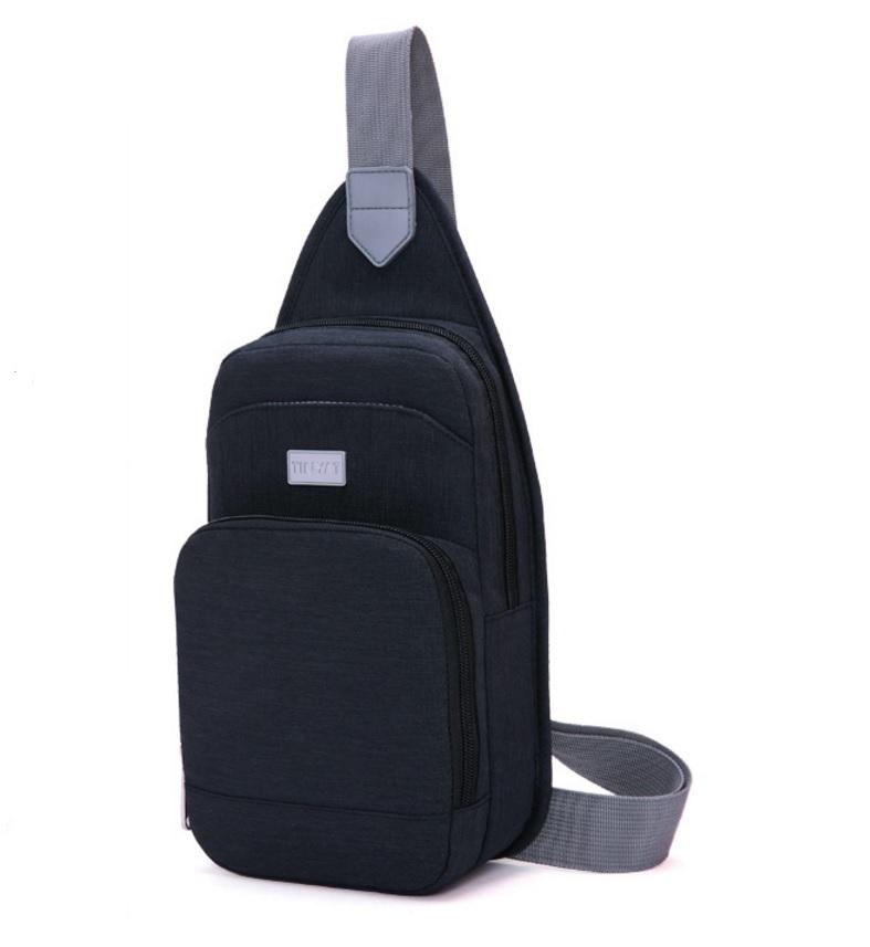 พร้อมส่ง!!! TINYAT กระเป๋าสะพายไหล่ รุ่น 606 สีดำ