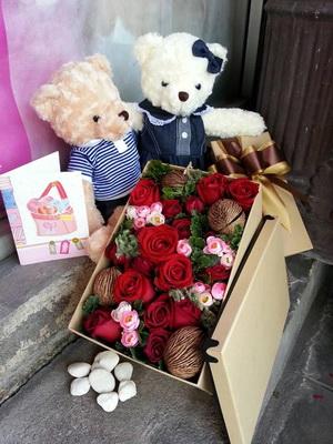 Gift set valentine 01