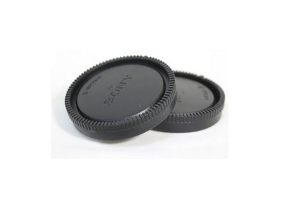 Sony E-mount / Nex ฝาปิดbodyและหลังเลนส์