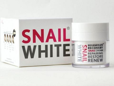 Snail white ครีมหอย'ขาว สเนลไวท์