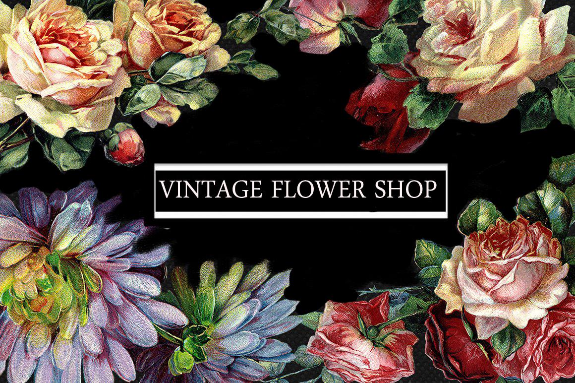 ร้านดอกไม้ Vintage Flowers
