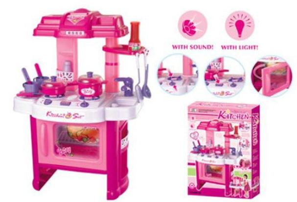 ชุดครัวสำหรับเด็กชุดใหญ่ Kitchen Set for Kids