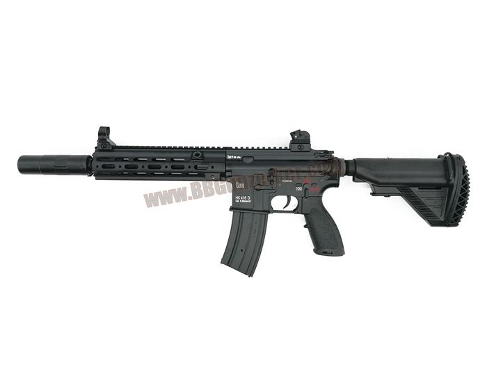 E&C 105S : HK 416 D Geissele 10.5 บอดี้เหล็ก JR.Custom Gen 3