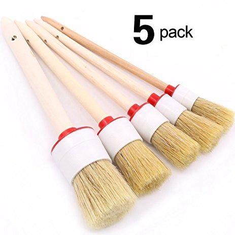Detailing Brush Set ชุดแปรง 5 ชิ้น