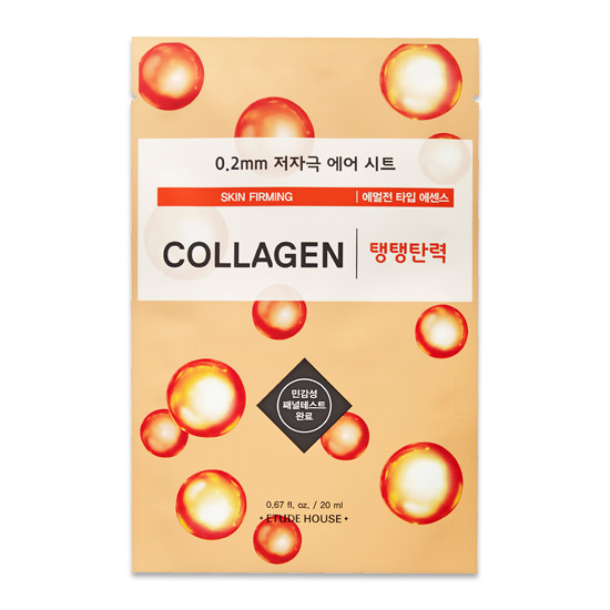 Etude House Skin Firming Collagen Mask Sheet 20 ml.