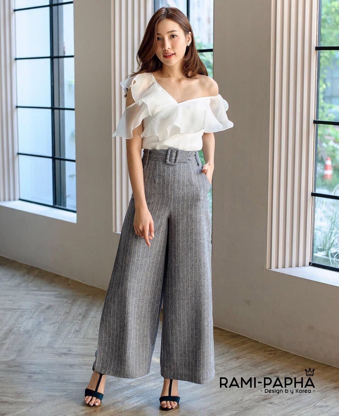 เสื้อ+กางเกงขายาว