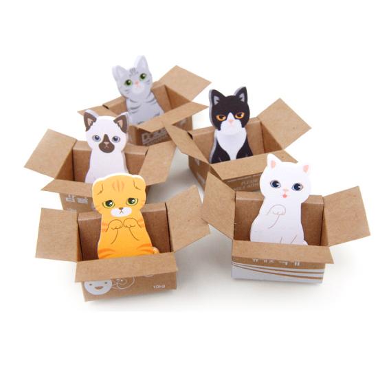 โพสต์-อิท น้องเหมียวในกล่อง (Pre-Order)