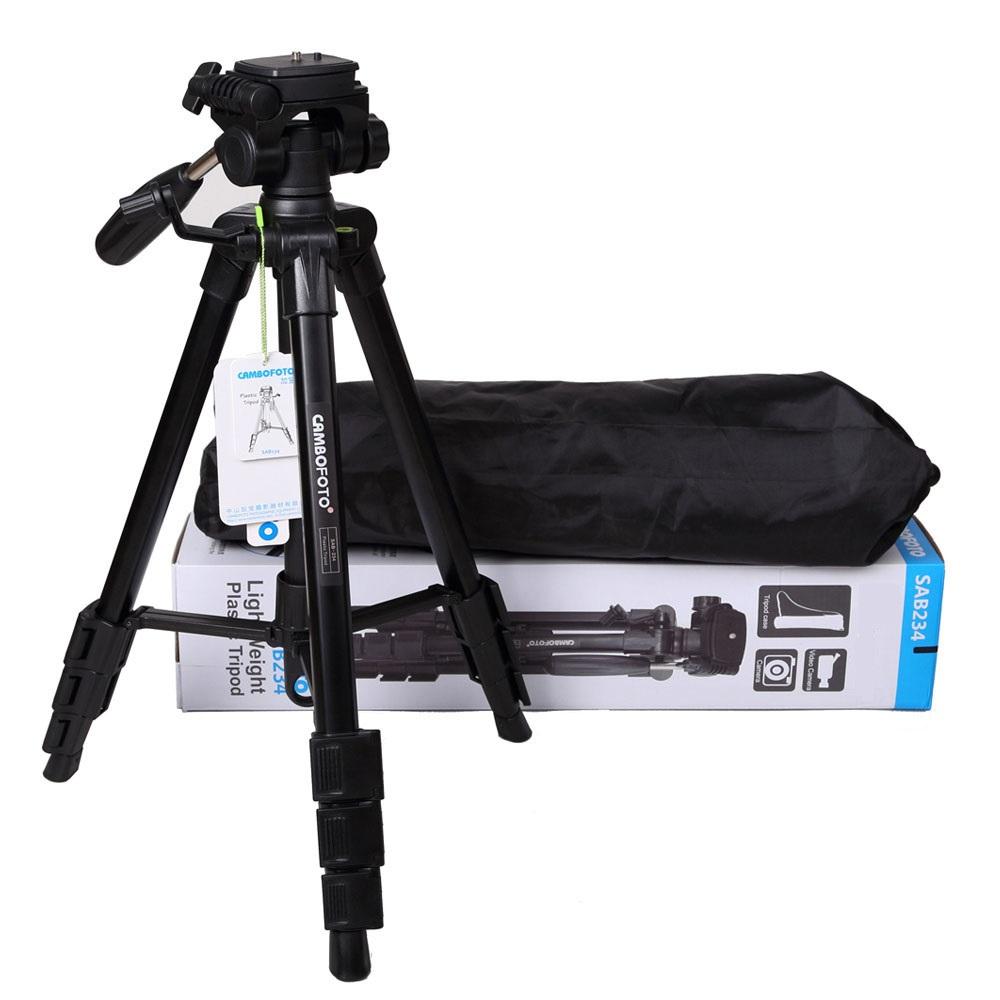 CAMBOFOTOขาตั้งกล้อง SAB234 (Black)