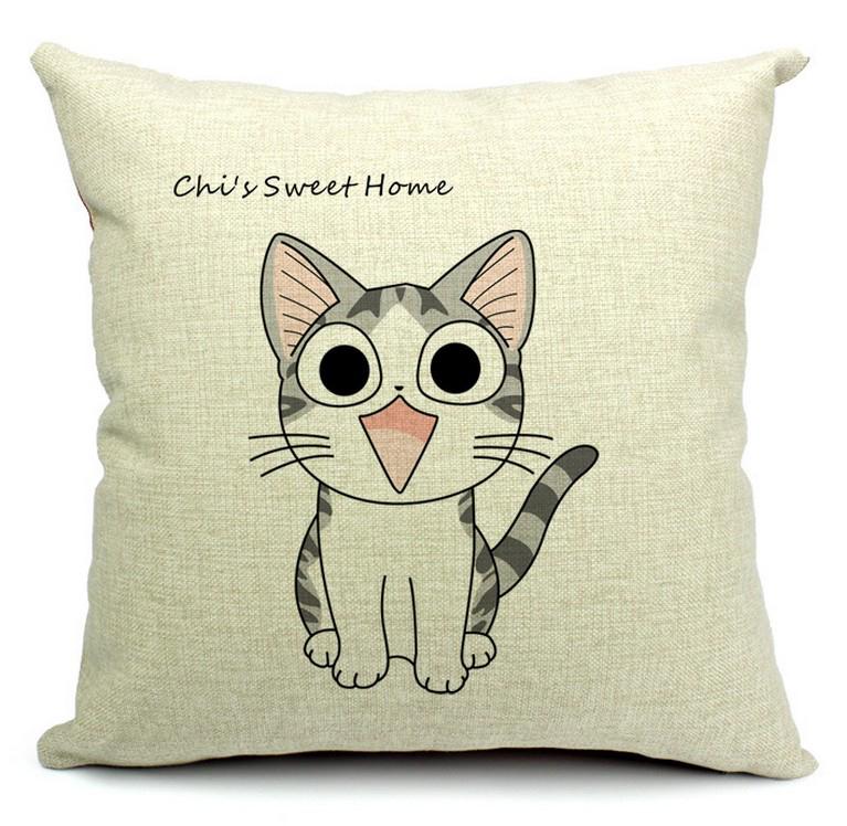 หมอนอิง Chi's Sweet Home ขนาด 45x45 cm (Pre Order)