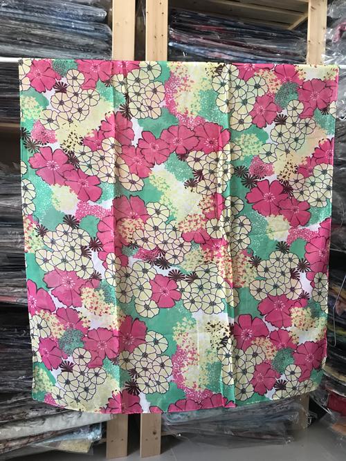 ผ้าพันคอ ชีฟอง สกรีนลาย Chiffon CF01-046