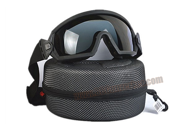 แว่น Goggle Smith Optics Elite สีดำ - FMA
