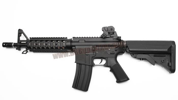 E&C 302S : M4 CQB บอดี้เหล็ก JR.Custom Gen 2