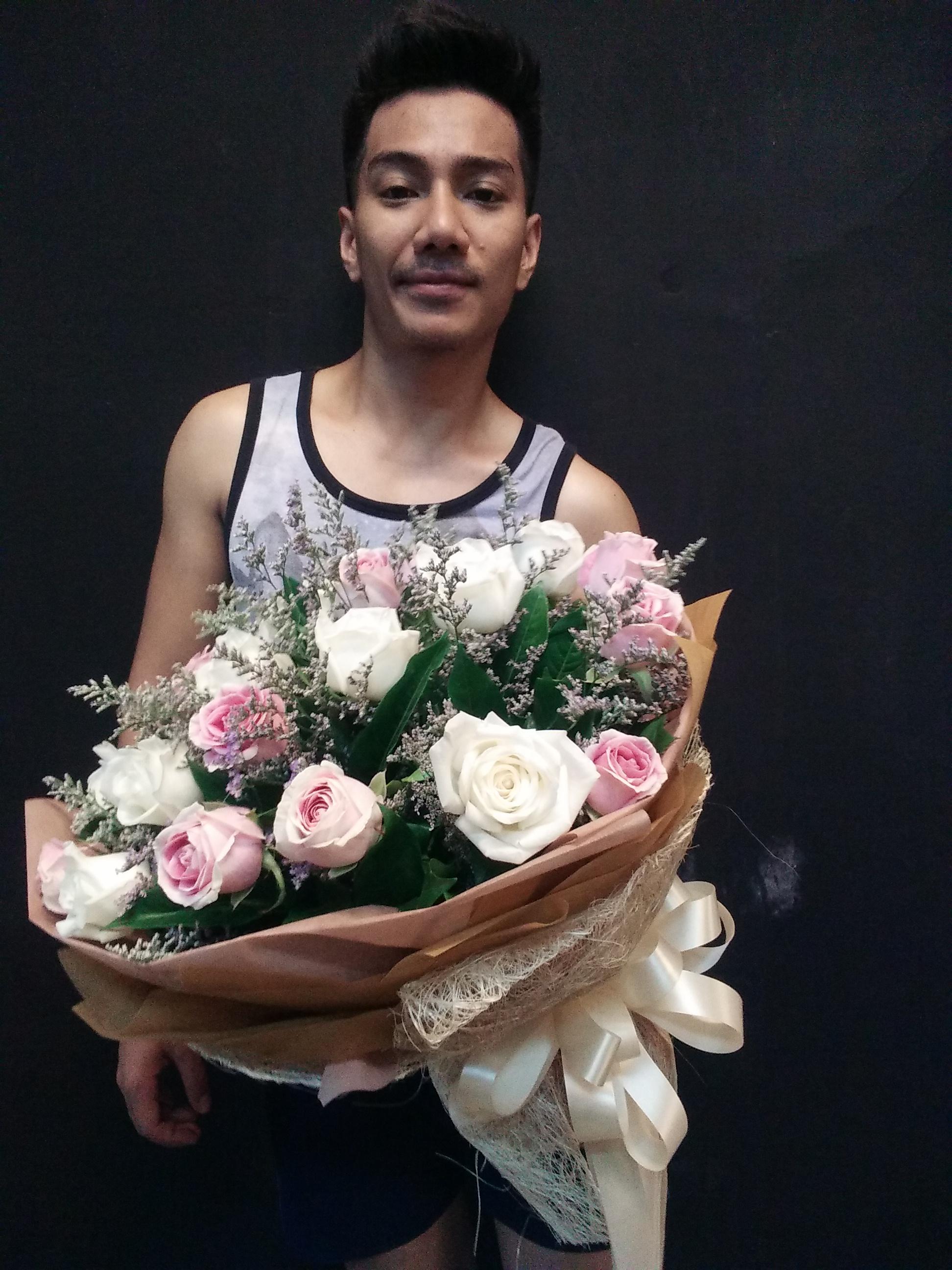ช่อดอกไม้ 01