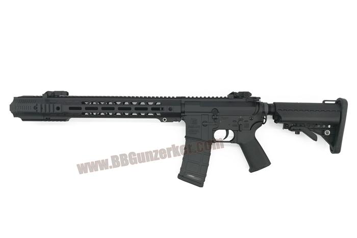 E&C 840S : SAI GRY AR-15 (Long) บอดี้เหล็ก JR.Custom Gen 3