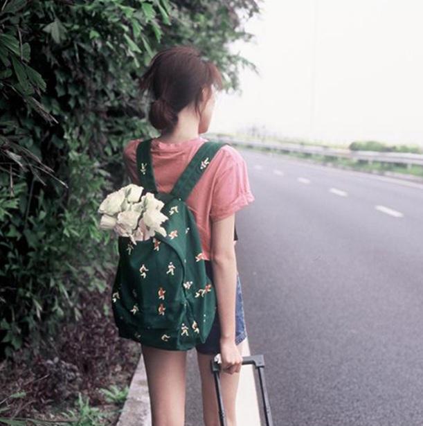 พรีออเดอร์!!! fashion กระเป๋าเป้ สไตล์เกาหลี รุ่น SJB023