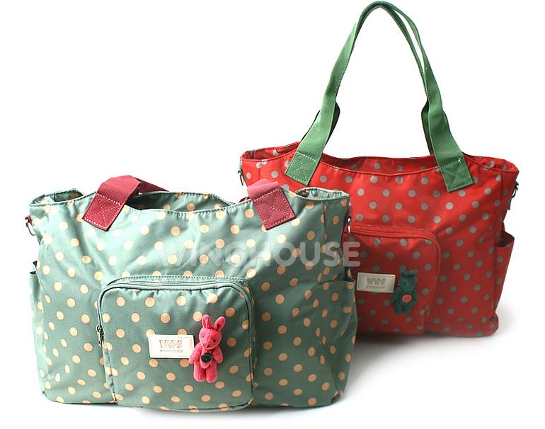 กระเป๋าสัมภาระ Winghouse - Daily Dot Nappy Bag
