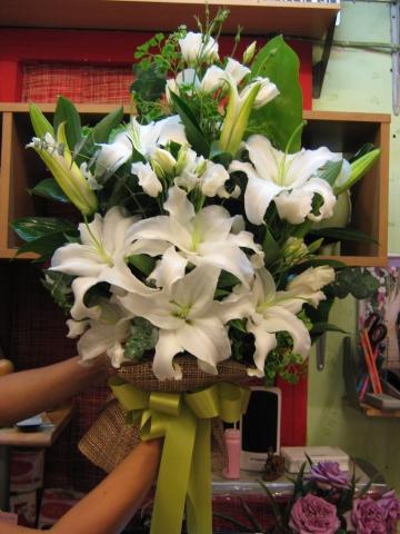 ช่อดอกไม้ 08