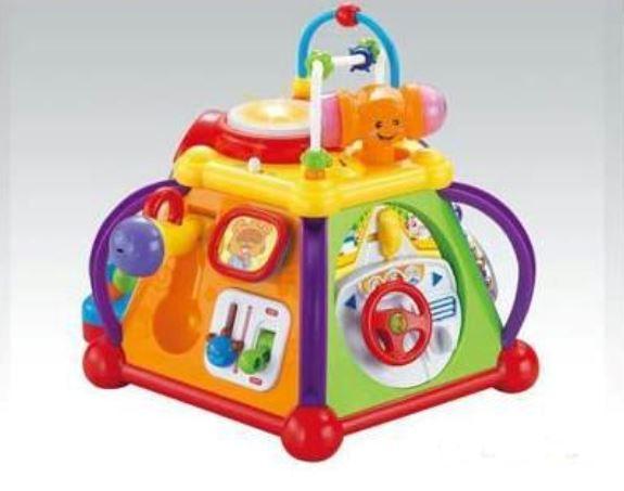 ส่งฟรี!! กล่องActivity Little Joy Box เล่นได้ 15 อย่างในตัวเดียว