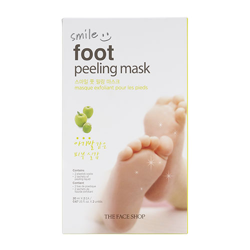 The Face Shop Smile Foot Peeling Mask