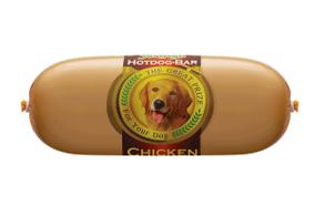 ฮอทดอกบาร์ รสไก่ ขนาด 150 กรัม