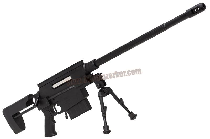 Nemesis Arms Vanquish - Golden Eagle ระบบชักยิง