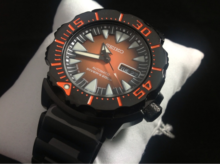 Seiko Monster The Fang SRP311J Made In Japan